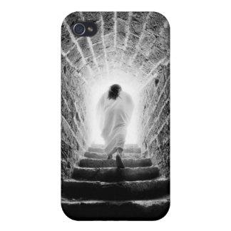 Resurrección del caso del iPhone del Jesucristo iPhone 4/4S Funda