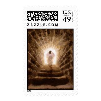 Resurrección del franqueo del Jesucristo (medio) Timbres Postales