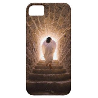 Resurrección del Jesucristo iPhone 5 Case-Mate Protectores