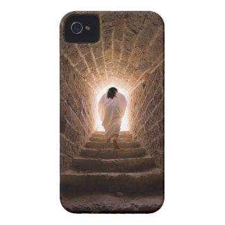 Resurrección del Jesucristo iPhone 4 Cárcasas