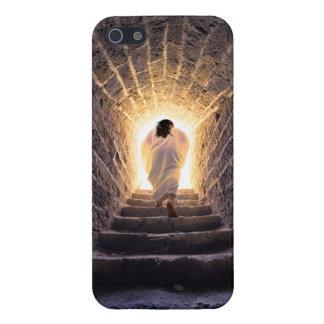 Resurrección del Jesucristo iPhone 5 Fundas