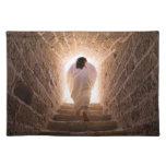 Resurrección del Jesucristo Manteles Individuales