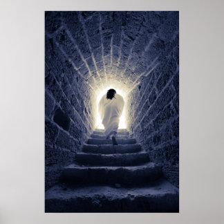 Resurrección del Jesucristo Póster