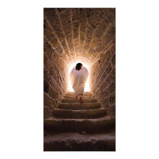 Resurrección del Jesucristo Tarjetas Con Fotos Personalizadas