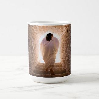 Resurrección del Jesucristo Taza De Café