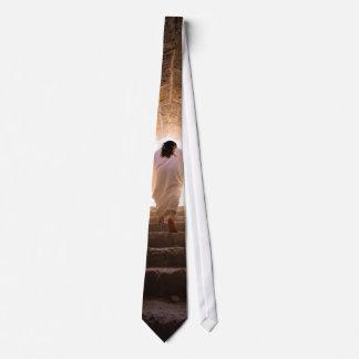 Resurrección del lazo del Jesucristo Corbatas Personalizadas