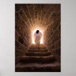Resurrección del poster/de la impresión del Jesucr