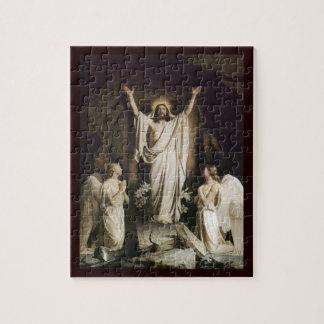 Resurrección en la tumba puzzle