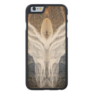 Resurrección Funda De iPhone 6 Carved® Slim De Arce