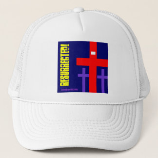 """Resurrected!"" Trucker Hat"
