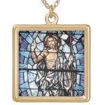 Resurrectio del collar del vitral de Jesús