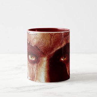 Resurrection 2 Two-Tone coffee mug