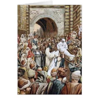 Resurrection at Nain - Companion Greeting Cards