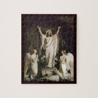 Resurrection at the Tomb Jigsaw Puzzle