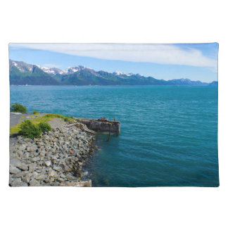 Resurrection Bay Cloth Placemat