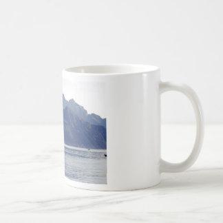 Resurrection Bay Scene Classic White Coffee Mug