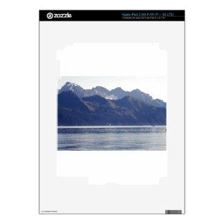 Resurrection Bay Scene iPad 3 Decals