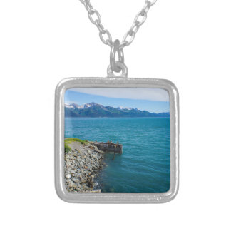Resurrection Bay Silver Plated Necklace