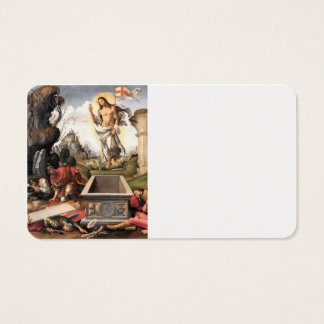 Resurrection of Christ Business Card