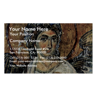 Resurrection Of Christ By Meister Von Mileseva (Be Double-Sided Standard Business Cards (Pack Of 100)