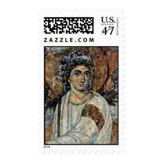 Resurrection Of Christ By Meister Von Mileseva (Be Postage Stamp