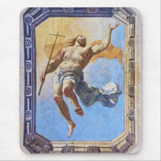 Resurrection of Christ by Michel Corneille Elder Mouse Pad