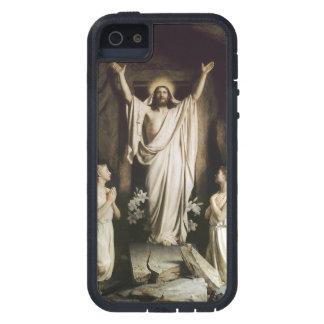 Resurrection of Christ iPhone SE/5/5s Case