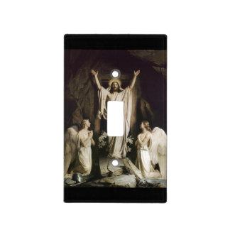 Resurrection of Christ Light Switch Cover
