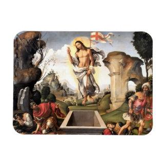 Resurrection of Christ Magnet