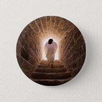 Resurrection of Jesus Christ button