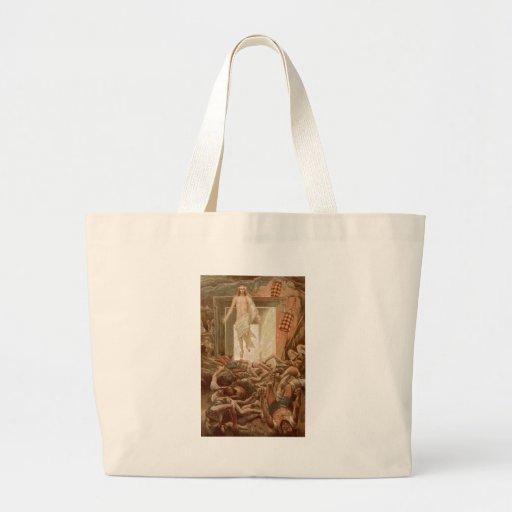 Resurrection of Jesus Christ, by James Tissot Tote Bag