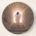 Resurrection of Jesus Christ coasters