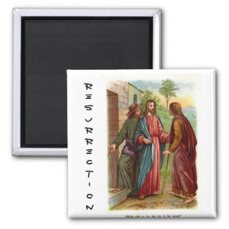 Resurrection of Jesus Christ Magnet