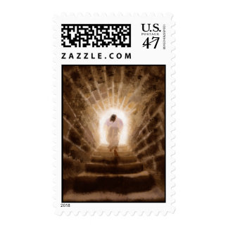 Resurrection of Jesus Christ postage (medium)