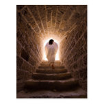 Resurrection of Jesus Christ Postcard