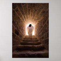 Resurrection of Jesus Christ print/poster Poster
