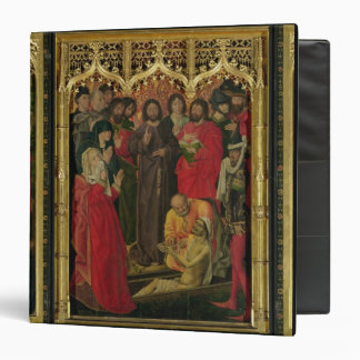 Resurrection of Lazarus Triptych; The Raising of L Binder