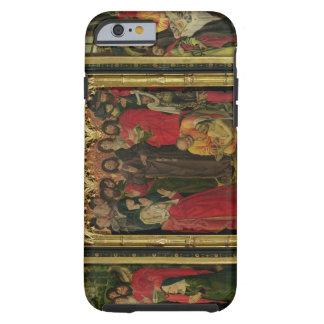 Resurrection of Lazarus Triptych; The Raising of L Tough iPhone 6 Case