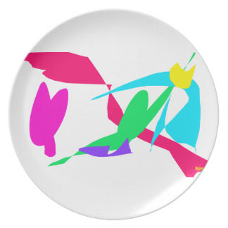 Resurrection Party Plate