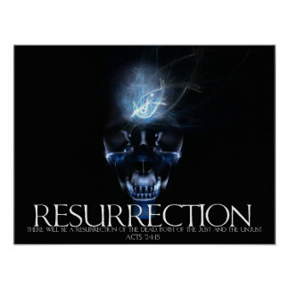 Resurrection Posters