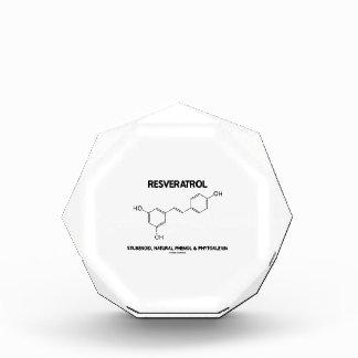 Resveratrol Stilbenoid Natural Phenol Phytoalexin Award