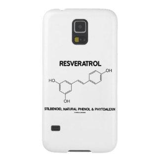 Resveratrol Stilbenoid Natural Phenol Phytoalexin Case For Galaxy S5