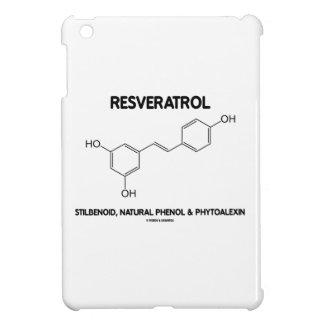 Resveratrol Stilbenoid Natural Phenol Phytoalexin iPad Mini Cases