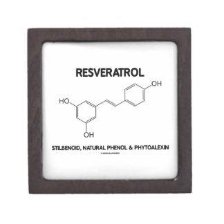 Resveratrol Stilbenoid Natural Phenol Phytoalexin Premium Gift Boxes