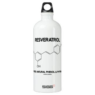 Resveratrol Stilbenoid Natural Phenol Phytoalexin SIGG Traveler 1.0L Water Bottle