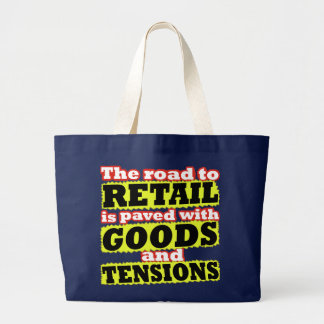 Retail Goods and Tensions Bag