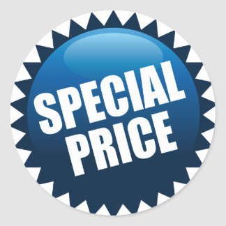 RETAIL LABEL - SPECIAL PRICE