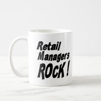 Retail Managers Rock! Mug