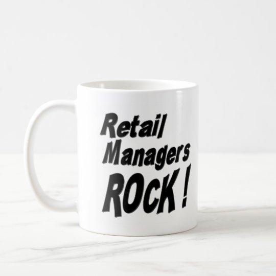 Retail Managers Rock! Mug