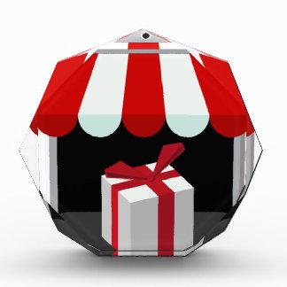 Retail Mobile Purchase Icon Acrylic Award